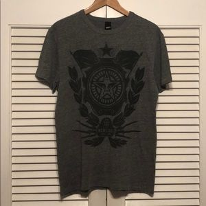 Obey New World Order T-shirt.